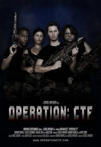 Operation: CTF poster