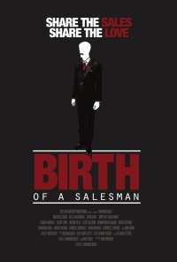 Birth of a Salesman poster