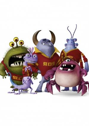 Monsters University 3555x5000