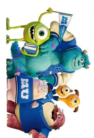 Monsters University 3396x5000