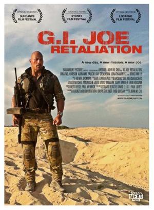 G.I. Joe: Retaliation 550x752