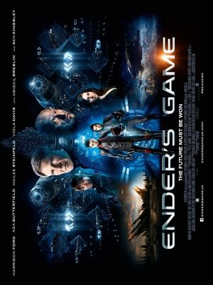 Ender's Game 1875x2500