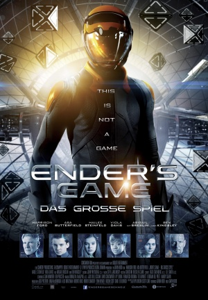 Ender's Game 3474x4999