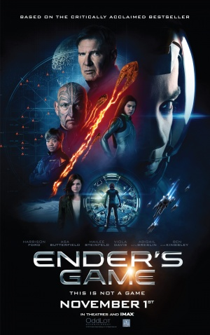 Ender's Game 3135x5000
