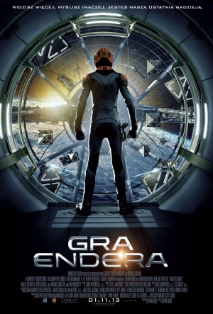Ender's Game 1354x2000