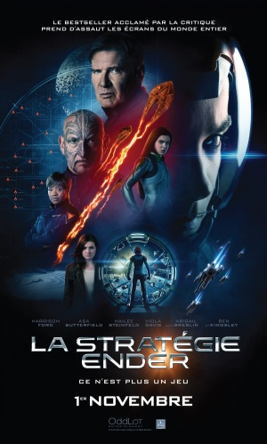 Ender's Game 3008x4999