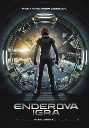 Ender's Game 556x800