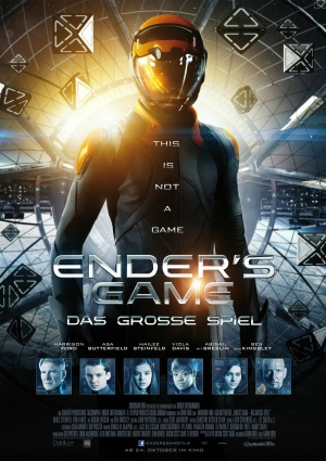 Ender's Game 1446x2048
