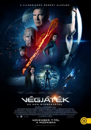 Ender's Game 800x1148