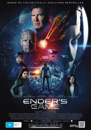 Ender's Game 2120x3000