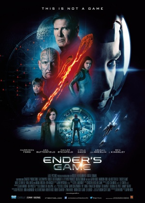 Ender's Game 2362x3300