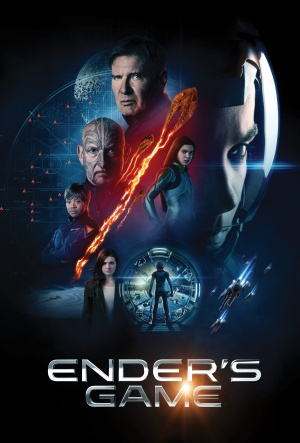 Ender's Game 3389x5000