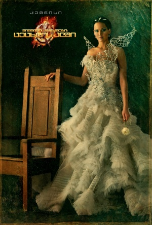 The Hunger Games: Catching Fire 1620x2400
