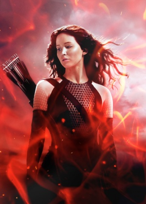 The Hunger Games: Catching Fire 3586x5000