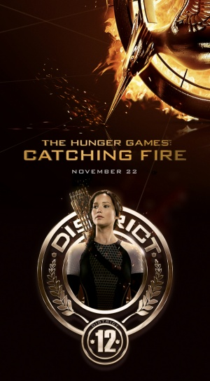 The Hunger Games: Catching Fire 640x1160