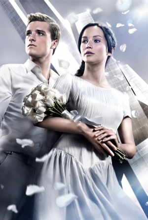 The Hunger Games: Catching Fire 945x1400