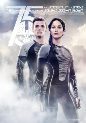 The Hunger Games: Catching Fire 1434x2048