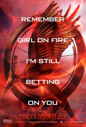 The Hunger Games: Catching Fire 3375x5000