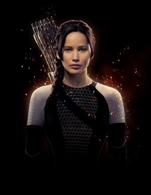 The Hunger Games: Catching Fire 3852x5000