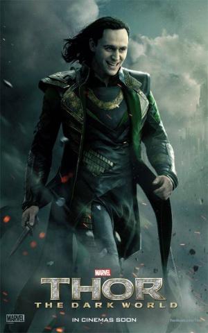 Thor: The Dark World 500x800