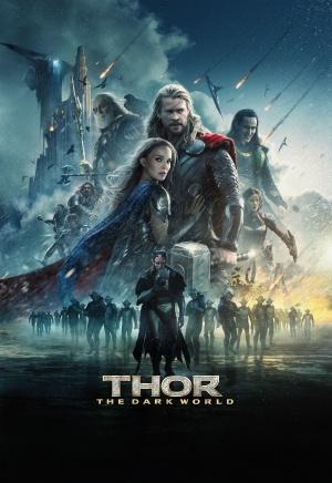 Thor: The Dark World 3438x5000