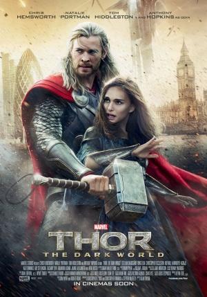 Thor: The Dark World 770x1100