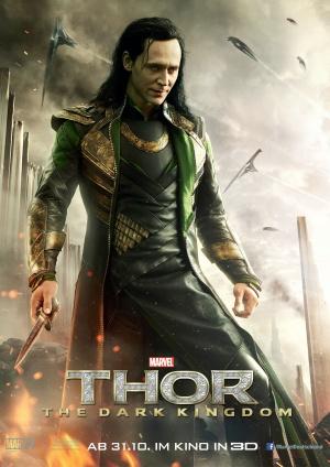 Thor: The Dark World 2480x3508