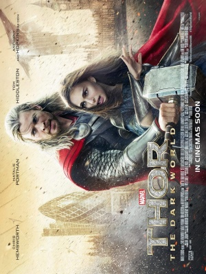 Thor: The Dark World 901x1200