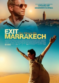 Exit Marrakech poster