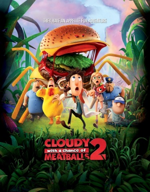 Cloudy with a Chance of Meatballs 2 1602x2048