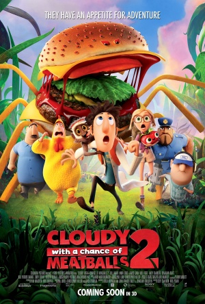 Cloudy with a Chance of Meatballs 2 2025x3000