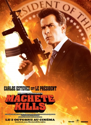 Machete Kills 3668x5000