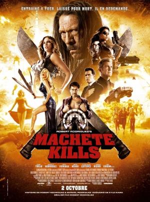 Machete Kills 3725x5000