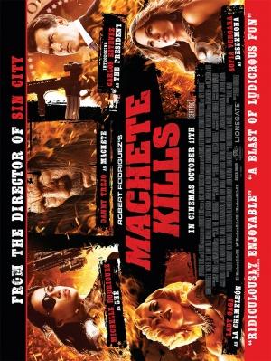 Machete Kills 751x1000