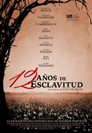 12 Years a Slave 2500x3603
