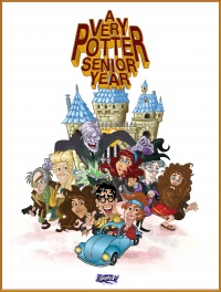 A Very Potter Senior Year poster
