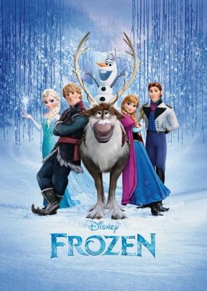 Frozen 3550x5000