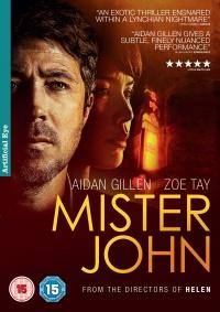Mister John poster
