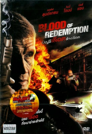 Blood of Redemption 549x800