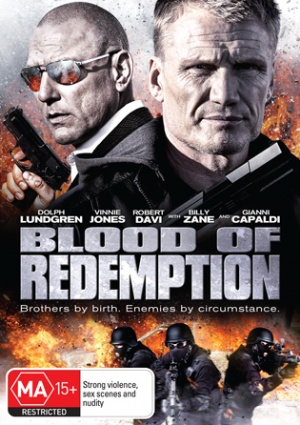 Blood of Redemption 315x446