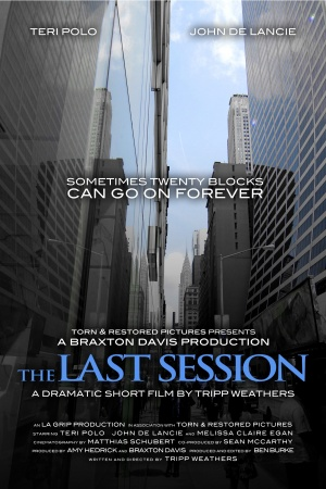 The Last Session 2000x3000