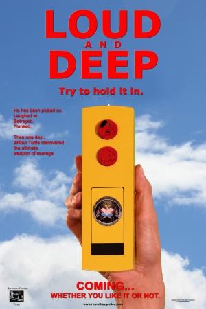 Loud and Deep 2304x3456
