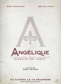 Angélique poster