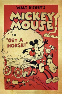 Get a Horse! poster