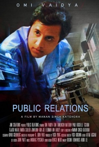 Public Relations poster