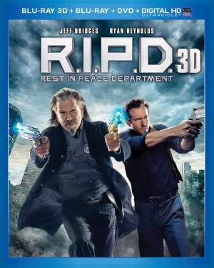Ghost Agent: R.I.P.D. 1201x1500
