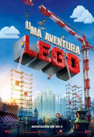 The Lego Movie 1395x2048