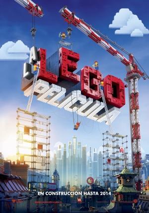 The Lego Movie 3500x5000