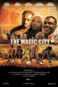 Secrets of the Magic City poster