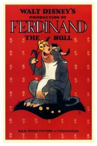 Ferdinand, der Stier poster